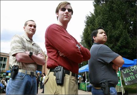 Campus guns