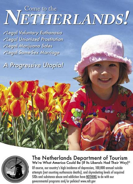 Netherlands-poster
